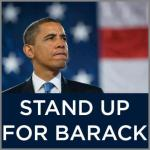 STAND UP FOR BARACK