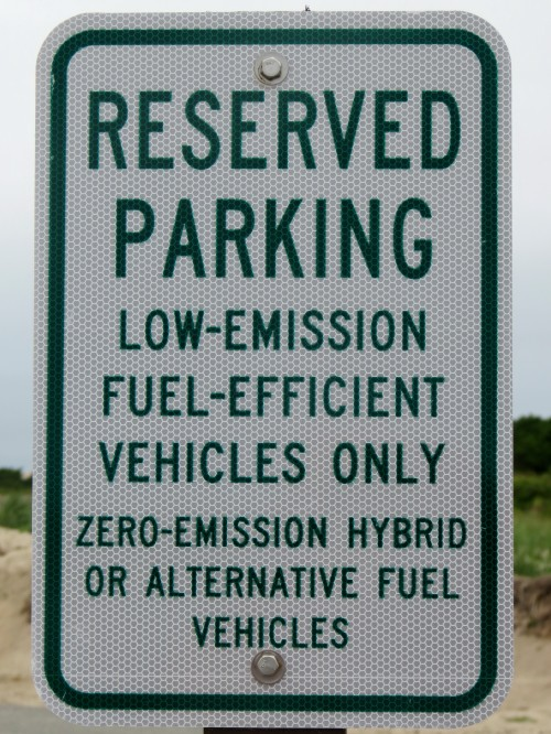 Cape Cod National Seashore Special Parking